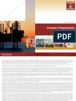 ONGC Investor Presentation Vff