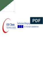 Oilchem Intro