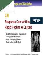 CDS10 Response RTC
