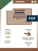 Bonapp Ternemix Marzo 2010 Dossier Tecnico