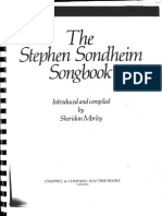 The Stephen Sondheim Songbook.pdf