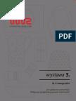 """3. wystawa WBZ """"Jak zarobić na wzornictwie? Efektywne zarządzanie procesem wzorniczym"""""""