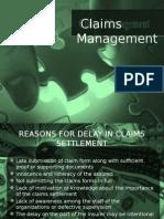 Claims Management4