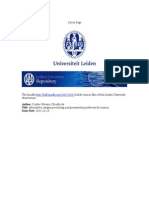 Alternative Antigen Processing and Presentation Pathways by Tumors - 06