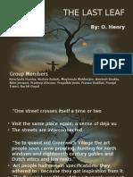 The Last Leaf (English Presentation)