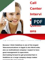 Call Center Interviewquestion