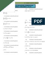 ecuaciones diferencialesñññ