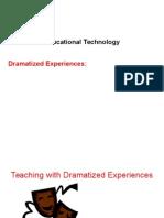 Dramatize Experience