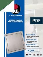 Access Panels & Floor Door