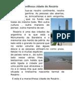 A Maravilhosa Cidade de Rosário