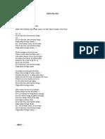 Dil De Diya Hai - Hindi and English lyrics