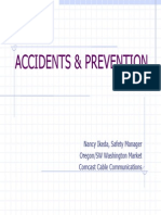 Accidents and Preventions
