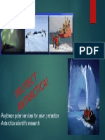 raytheon polar services for polar protection