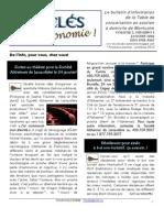 Les clés de l'autonomie - janvier 2010 - vol 3 no1
