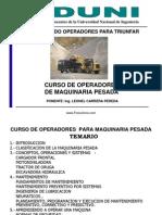 CURSO OPERADORES