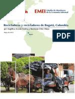 Reciclaje en Bogota