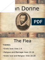 John Donne - Analysis of his poetry