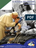 Material Jornada Mundial Del Enfermo 2015