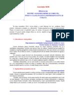 Asociația M10-Propuneri legi electorale