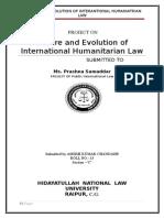 Public Interenational Law