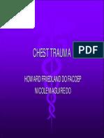 10 Chest Trauma