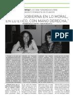 Entrevista feminismo ecuador