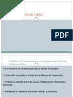 Reforma Financiera