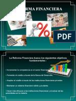 Reforma Finaciera presentacion