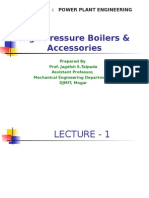 High Pressure Boilers & Accessories_151904_Power Plant Engineering