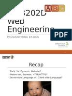 002-1 Programming Basics