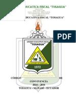 CODIGO DE CONVIVENCIA 2014-2016