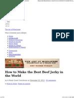 185 Ultimate Beef Jerky