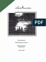 Meech Lake Association Brief 2003
