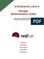 Red Hat Enterprise Linux 6 Storage Administration Guide