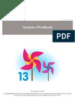 Salesforce Analytics Workbook