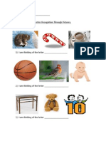 picture letter guessing