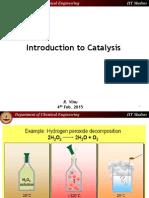 Catalysis Intro