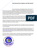 El Método De Salud Natural Para Mujeres De Pilar Benítez