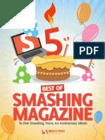 Best of Smashing Magazine - To Smashing 05 Years