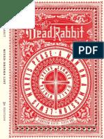 Dead Rabbit Mixed Drinks