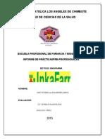 Maribel Santisteban III Informe