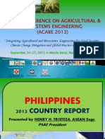 7 Philippines Country Report