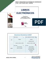 Libros Electronicos actualidad