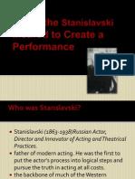 Using the Stanislavski Method 12kvo75