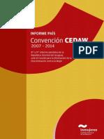 Informe Cedaw Uruguay Acsun 2015