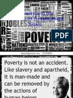 Poverty and the Millennium Development Goals