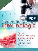 Generalidades de Inmunologia