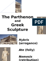 Parthenon and Greek Sculpture