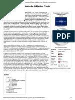 Organização Do Tratado Do Atlântico Norte – Wikipédia, A Enciclopédia Livre