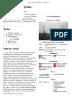Cerco a Leninegrado – Wikipédia, A Enciclopédia Livre